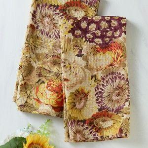 April Cornell Tea Towel Autumn Gathering Harvest